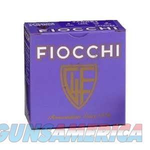 FIOCCHI TARGET LOAD 12 GAUGE 23/4IN 1OZ. 7 1/2 SHOT 1400 FPSD PER  Non-Guns > Ammunition