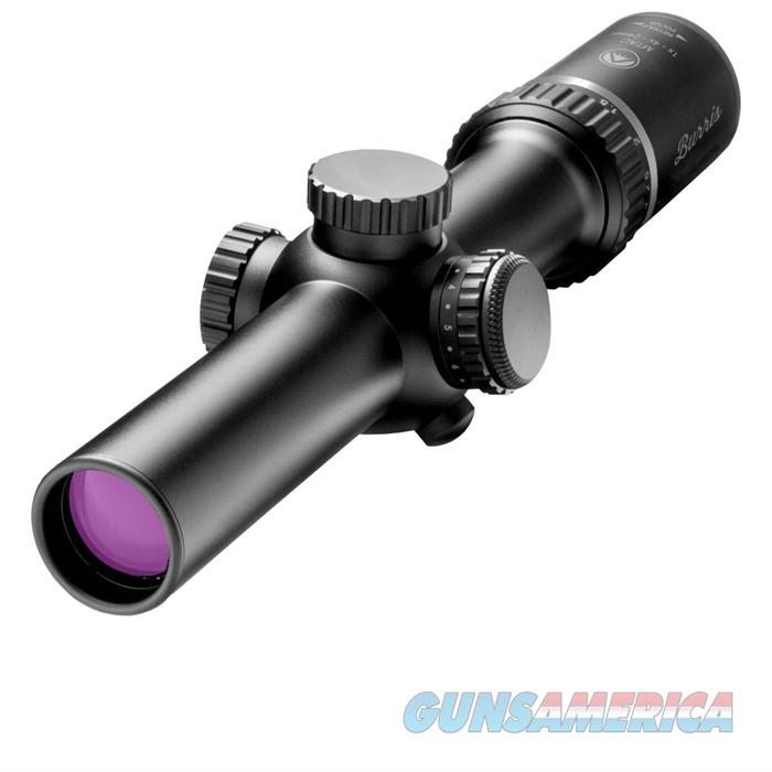 BURRIS 1X-4X-24mm Ill ,FFire3, PEPR Ballistic AR Matte  Non-Guns > Scopes/Mounts/Rings & Optics > Rifle Scopes > Variable Focal Length