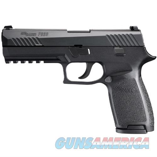 Sig Sauer P320 9mm Full-Size Night Sights  Guns > Pistols > Sig - Sauer/Sigarms Pistols > Other