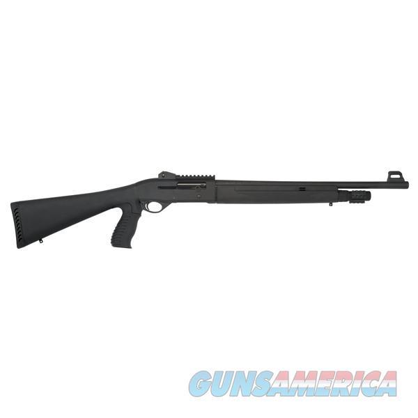 Mossberg Sa-20 Railed 20Ga 20''  5-Rd Ghost Ring Pistol Grip  Guns > Shotguns > Mossberg Shotguns > Autoloaders