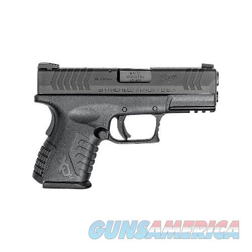 Springfield Xdm 3.8''Bbl 45 Acp 9 Rd Black  Guns > Pistols > Springfield Armory Pistols > XD-M