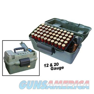 MTM Deluxe Shotshell Case 100 Rd.  Non-Guns > Military > Cases/Trunks