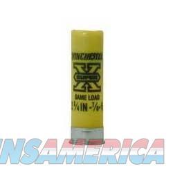 Winchester Ammo 20ga Supr-X Game 2.5d 7/8oz #6  Non-Guns > Ammunition