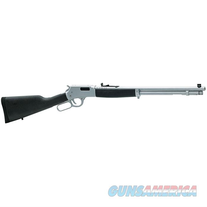 Henry Big Boy Steel All Weather .357Mag/38Spl  Guns > Rifles > A Misc Rifles