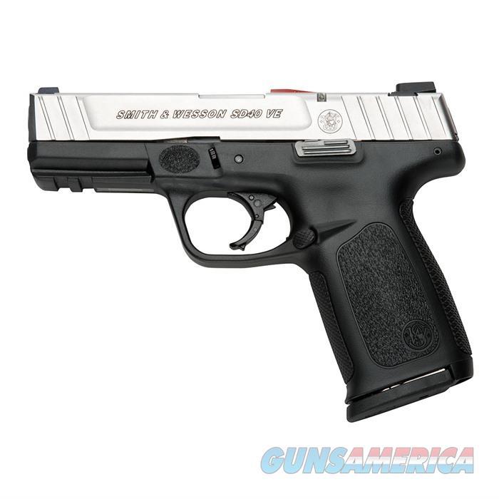 S&W SD40 VE 4'' Bbl 10Rd  Guns > Pistols > Smith & Wesson Pistols - Autos > Polymer Frame