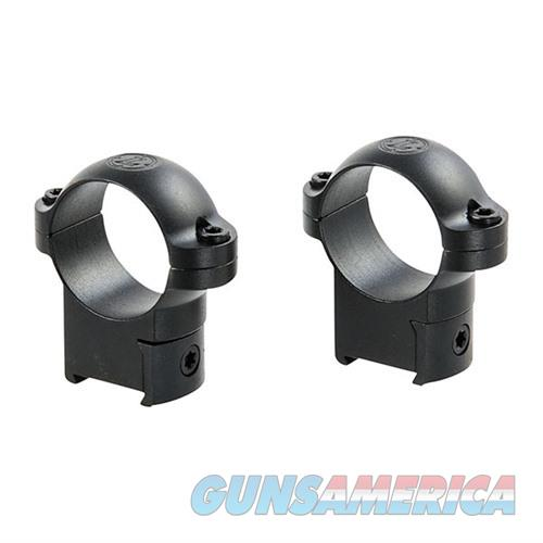 Leupold RM CZ 527 1''  Medium Ringmounts-Matte Black  Non-Guns > Scopes/Mounts/Rings & Optics > Mounts > Other