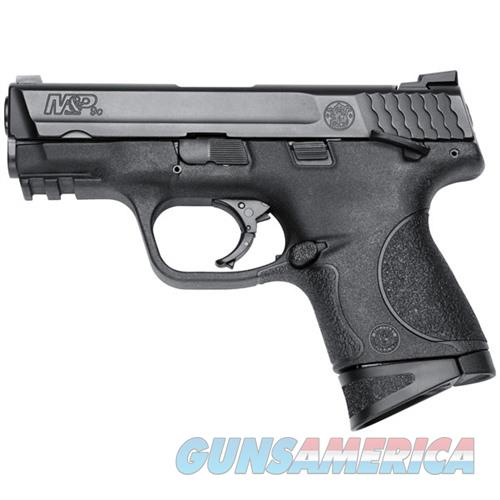 Smith & Wesson M&P9c Compact 9mm 3.5''  Bbl Thumb Safety  Guns > Pistols > Smith & Wesson Pistols - Autos > Polymer Frame