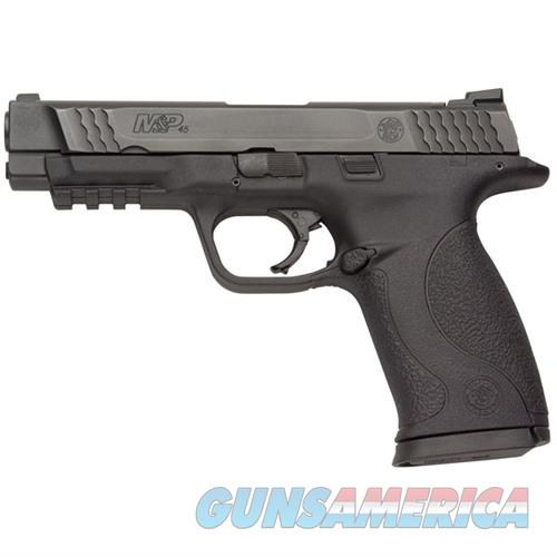 Smith & Wesson M&P45 45acp 4.5''  Barrel No Thumb Safety  Guns > Pistols > Smith & Wesson Pistols - Autos > Polymer Frame