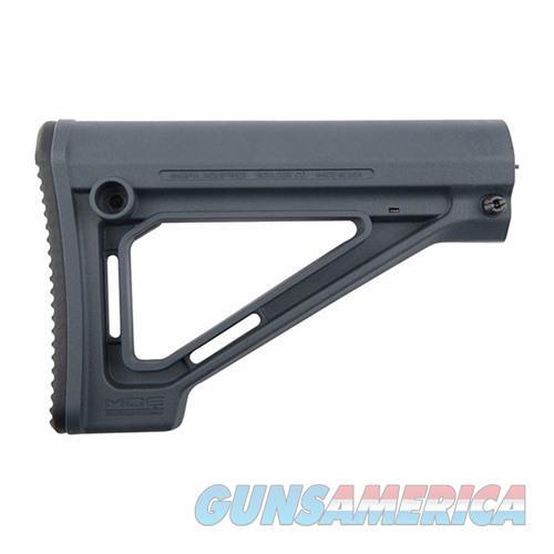 Magpul MOE Fixed Carbine Stock Commercial, Gray  Non-Guns > Gun Parts > Rifle/Accuracy/Sniper