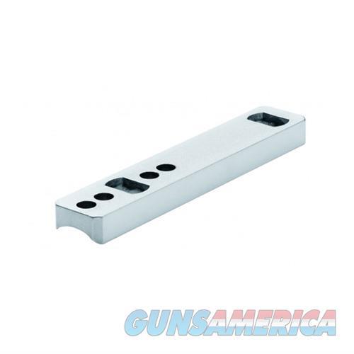 Leupold Dual Dovetail T/C Encore & Omega 1-PC Base Silver  Non-Guns > Scopes/Mounts/Rings & Optics > Mounts > Other