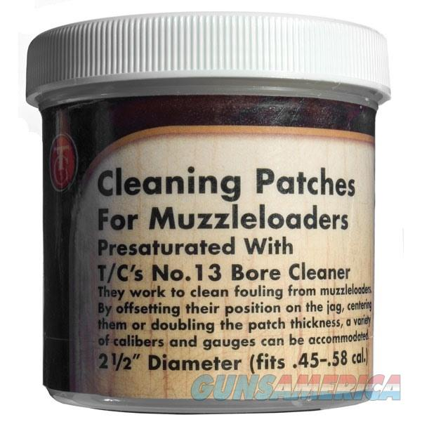 T/C PRESATURATED CLEANING PATCHES, NUM  Non-Guns > Gunsmith Tools/Supplies