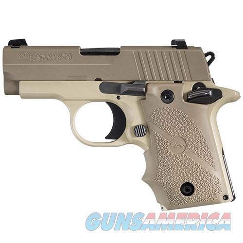 Sig Sauer P238 Desert 380 ACP  Guns > Pistols > Sig - Sauer/Sigarms Pistols > P238