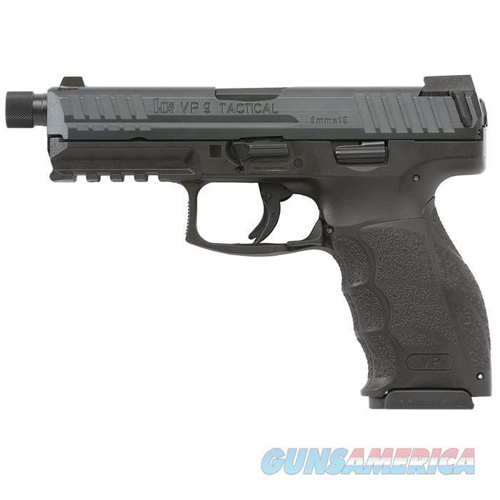 H&K VP9 tactical semi auto 9mm night sights 3-10rd mags  Guns > Rifles > Windham Weaponry Rifles