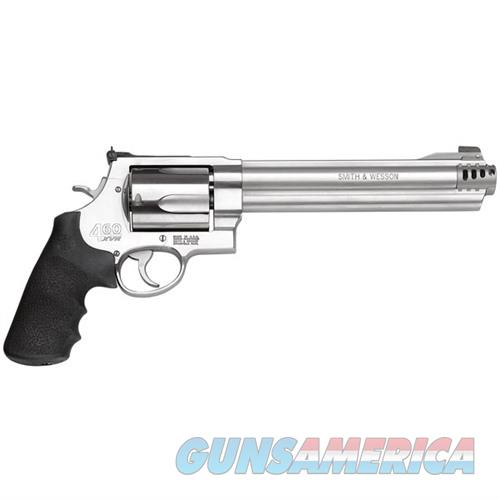 Smith & Wesson Model 460XVR 460 S&W 8.38'' Stainless  Guns > Pistols > Smith & Wesson Revolvers > Full Frame Revolver