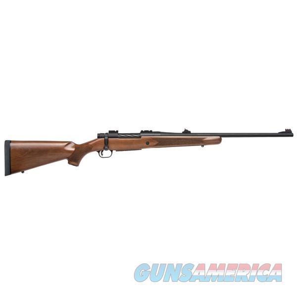 Mossberg Patriot 338 Win Mag 22''  4-Rd Walnut Rifle Sights  Guns > Rifles > Mossberg Rifles > Patriot