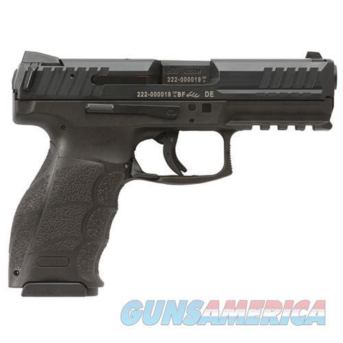 HK VP40 40 S&W w/ 3-10rd Mags Night Sights  Guns > Pistols > A Misc Pistols