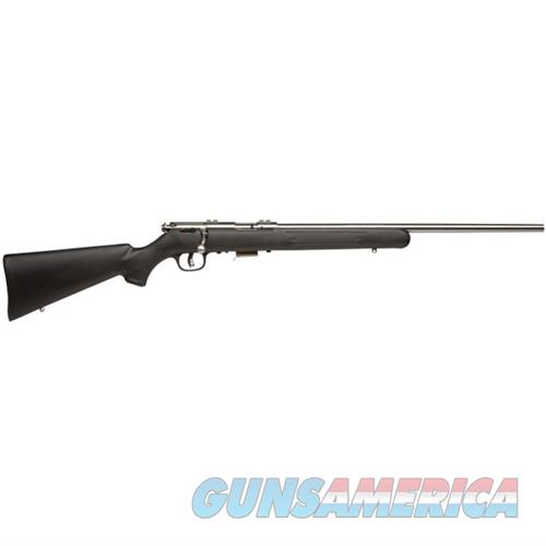 Savage 93R17 FSS 17 HMR 21''  Stainless  Guns > Rifles > Savage Rifles > Accutrigger Models > Sporting