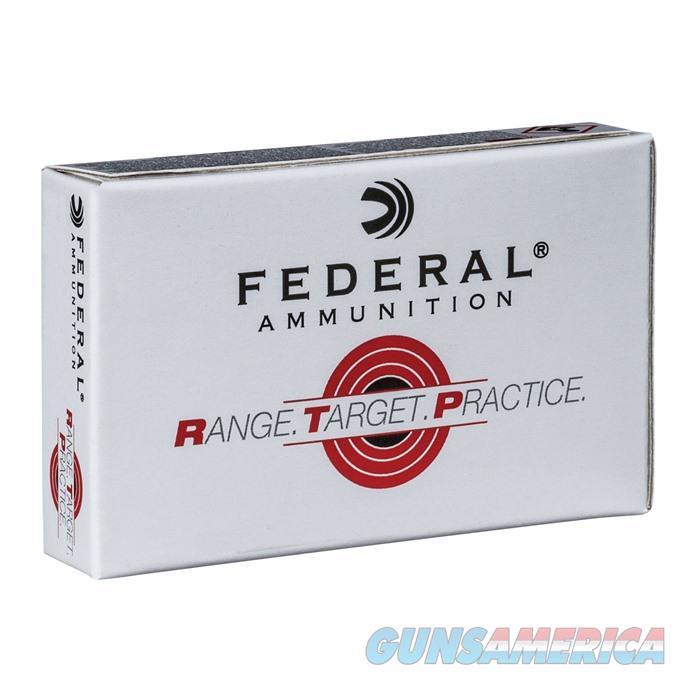 Federal Range Target Practice 5.56 55gr FMJ 25bx  Non-Guns > Ammunition