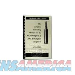 Loadbooks .35 & .350 Remington Magnum Each  Non-Guns > Books & Magazines