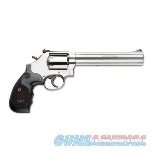Sw 686 Plus    3-5-7   Mag Series,.357 Mag, .38 S&W Spl+P  Guns > Pistols > Smith & Wesson Revolvers > Med. Frame ( K/L )