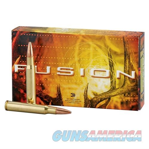Federal Fusion 338 Federal 200gr 20/bx  Non-Guns > Ammunition