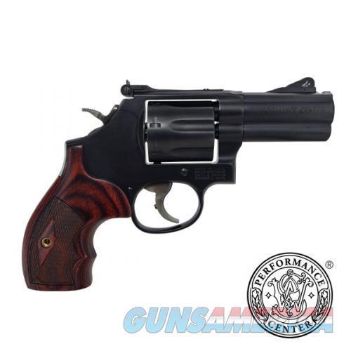 S&W 586 L-Comp 357 Magnum 3'' Bbl 7rd  Guns > Pistols > Smith & Wesson Revolvers > Med. Frame ( K/L )