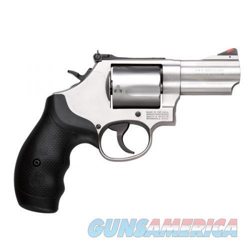 Sw 69 Combat Magnum  .44 Magnum , .44 S&W Spl, 2 3/4   Bbl  Guns > Pistols > Smith & Wesson Revolvers > Med. Frame ( K/L )
