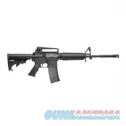 S&W  M&P15 W/Carry Hdl 5.56Mm  16  Bbl  Guns > Rifles > Smith & Wesson Rifles > M&P