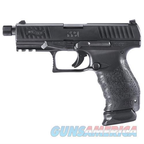 Walther PPQ M2 9mm 4.6''  Threaded Barrel 15/17rd  Guns > Pistols > Walther Pistols > Post WWII > P99/PPQ