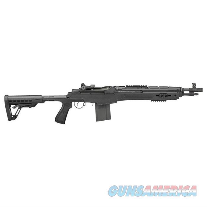 Springfield M1A SOCOM 7.62 16.25'' BBL 10rd Black  Guns > Rifles > Springfield Armory Rifles > M1A/M14