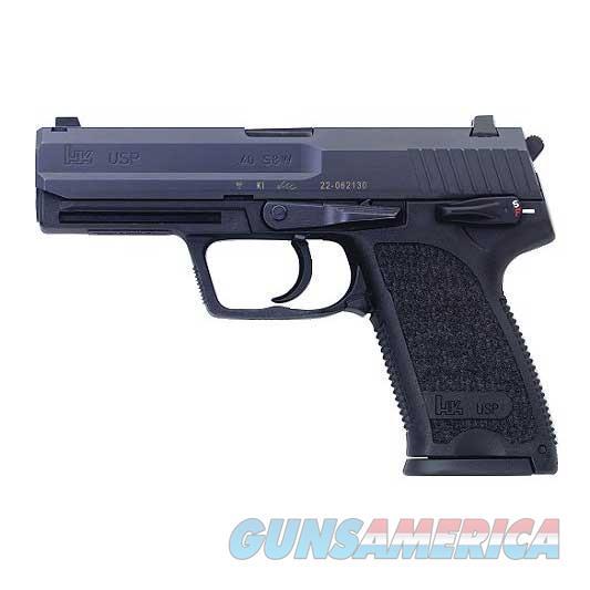 HK USP40 (V1) 40 S&W 13-Rd  Guns > Pistols > Heckler & Koch Pistols > Polymer Frame