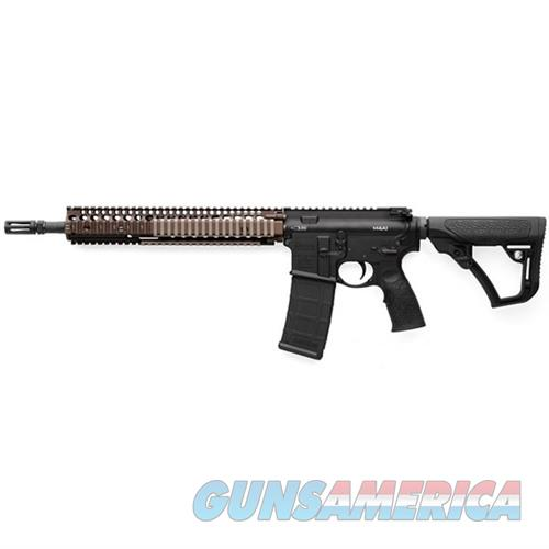 Daniel Defense M4A1 5.56 NATO 14.5'' Pinned Carbine Gas System  Guns > Rifles > Daniel Defense > Complete Rifles