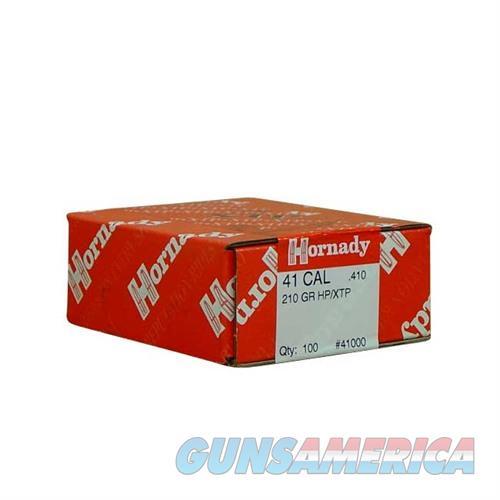 Hornady 41 CAL .410 210 GR HP/XTP  Non-Guns > Reloading > Components > Bullets
