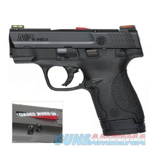 SW MP40 Shield hi viz fiber optic  Guns > Pistols > Smith & Wesson Pistols - Autos > Shield