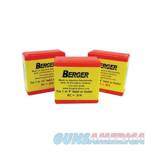 Berger Match Hybrid OTM Tactical 338 Cal 300gr 250/bx  Non-Guns > Reloading > Components > Bullets