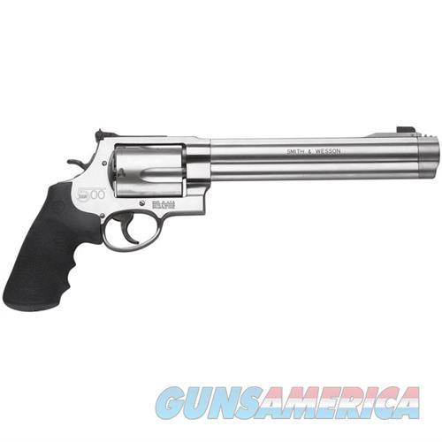 Smith & Wesson Model S&W500 500 S&W 8.38'' Stainless  Guns > Pistols > Smith & Wesson Revolvers > Full Frame Revolver