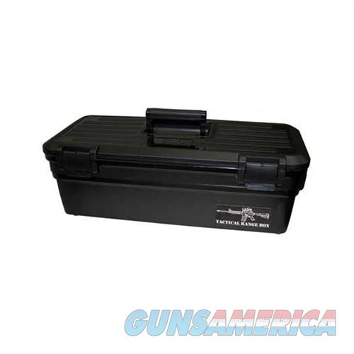 MTM  Tactical Range Box for regular & tactical rifle  Non-Guns > Military > Cases/Trunks