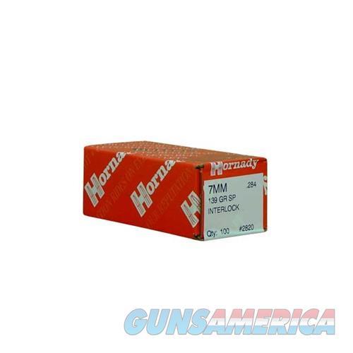 Hornady 7MM .284 139 GR SP  Non-Guns > Reloading > Components > Bullets