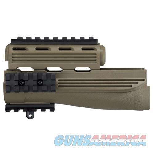 ATI AK-47 Handguards w/ Picatinny Rails FDE  Non-Guns > Gun Parts > Rifle/Accuracy/Sniper