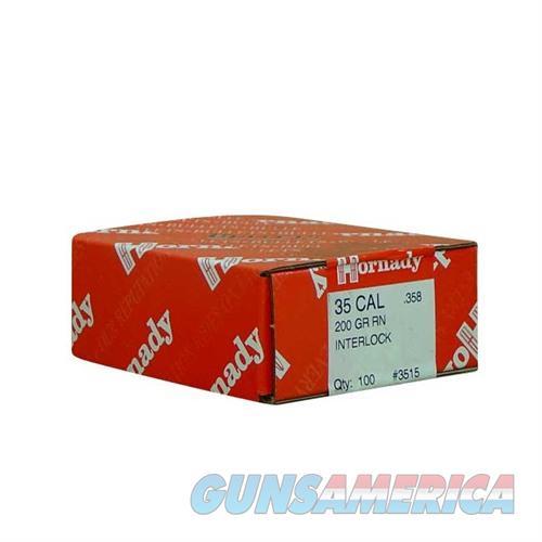 Hornady 35 CAL .358 200 GR RN  Non-Guns > Reloading > Components > Bullets