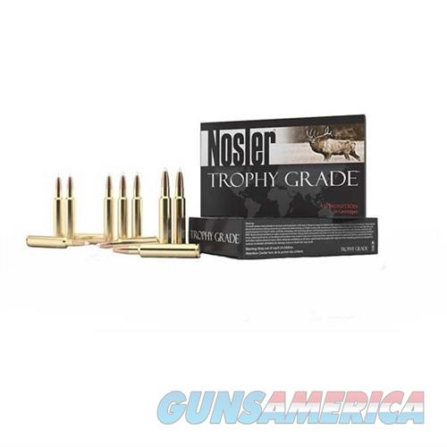 Nosler 7mm-08 Remington 140gr AccuBond  Non-Guns > Ammunition