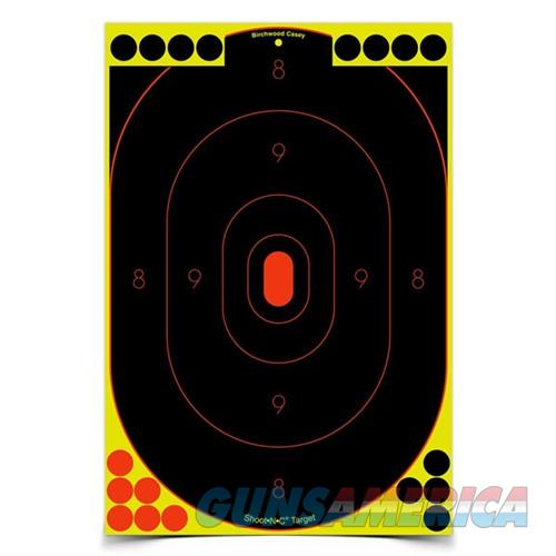 Shoot-N-C 12''x18'' Silhouette Target 5 Sheet Pack  Non-Guns > Targets > Clay Throwers