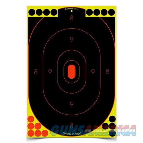 Shoot-N-C 12''x18'' Silhouette Target 5 Sheet Pack  Non-Guns > Targets > Clay Throwers