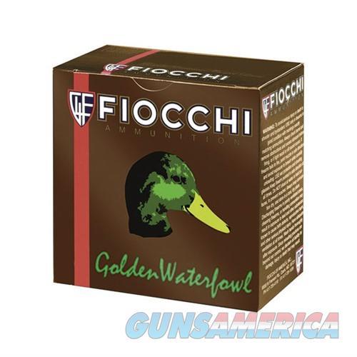 Fiocchi Golden Waterfowl 12ga 3'' 1-1/4oz #1 25/bx  Non-Guns > Ammunition
