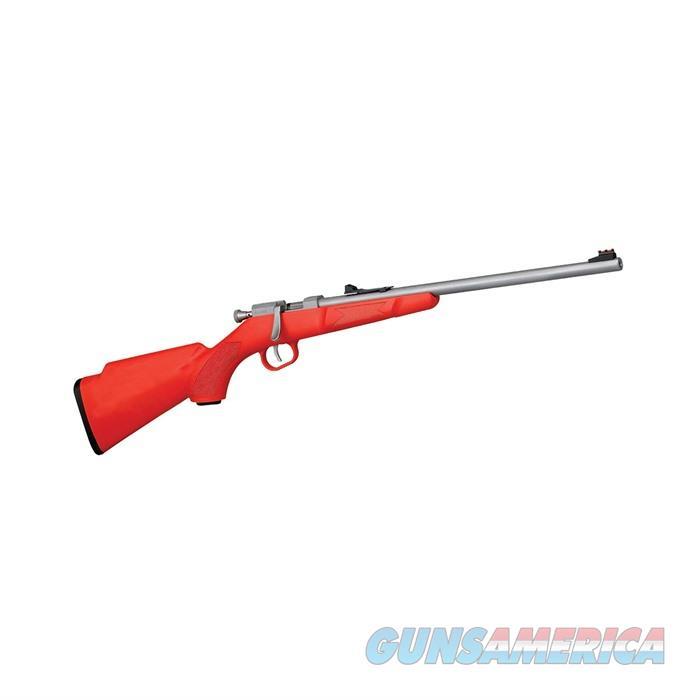 Henry Mini Bolt Orange .22 S/L/LR  Guns > Rifles > Henry Rifles - Replica