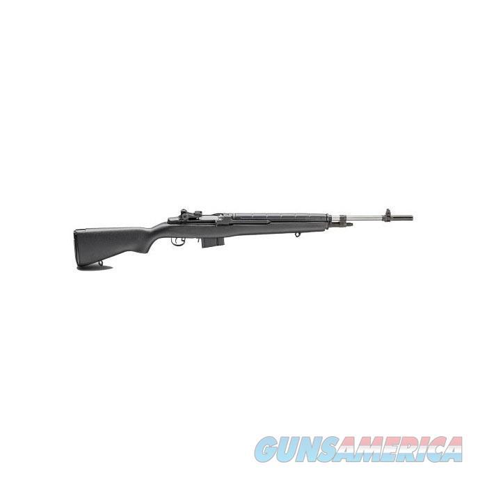 Springfield M1A 22''Bbl 7.62 (308 Win) 10 Rd Black  Guns > Rifles > Springfield Armory Rifles > M1A/M14