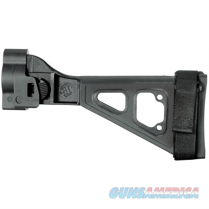 SBT Alum SBT5A Side Mp5 Adapter, Qd  Non-Guns > Gun Parts > Rifle/Accuracy/Sniper