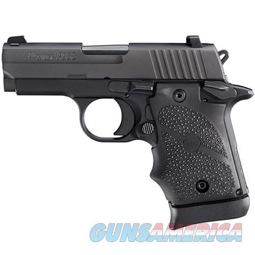 Sig Sauer P938 9mm Black Rubber Grip  Guns > Pistols > Sig - Sauer/Sigarms Pistols > Other