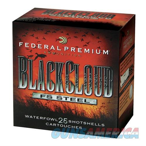 FEDERAL BLACK CLOUD FS STEEL 10 GAUGE 3.5' 1-5/8OZ #BB 25/BX (25  Non-Guns > Ammunition