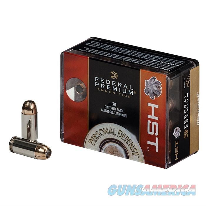 Federal Ammo 45 ACP 230gr JHP 20rds/Box 10Bx/Cs  Non-Guns > Ammunition